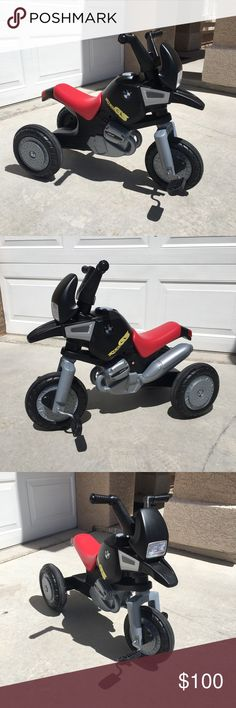 Bmw 3 Wheel Motorcycle Just a cute ride for Toddlers BMW Kids Other