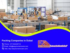 Packing Companies, Companies In Dubai, House Movers, Basketball Court, Easy, Home, Ad Home, Homes, Haus