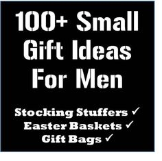 50+ Christmas Stocking Stuffers for Men | thelifeoflulubelle