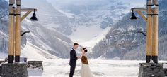 Weddings in Lake Louise   Banff National Park