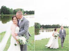 Bride and Groom Holly Springs