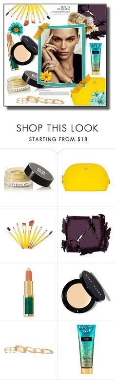 """BEAUTY!!!"" by kskafida ❤ liked on Polyvore featuring beauty, Givenchy, Tory Burch, Surratt, Balmain, Bobbi Brown Cosmetics, Kendra Scott and Victoria's Secret"