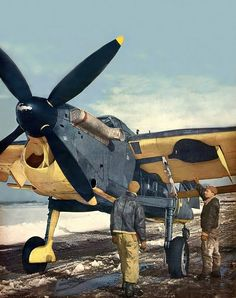 Fairey Barracuda. 1943