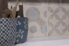 Showroom Cerim - Florim Gallery #florim #gallery #florimgallery #vintage #tiles #cerim #memory