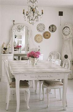 Sala da pranzo provenzale