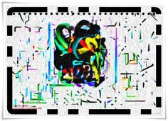 """""""Kind Of A Heart"""" --- Improcolorvisación Carmen Nikol"""