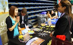 SJSU's Best of 2012 (October) Biggest career fair since 2008. #SJSU #SJSUBestof2012