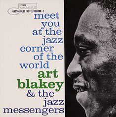 Art Blakey, Blue Note 4055
