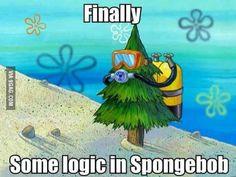 Oh Spongbob finally...