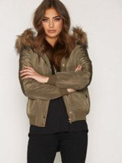 Jackets Online - Shop This Season's Jackets At Nelly.com