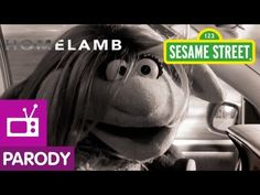 from stylecaster - SESAME STREET SPOOFS: 13 LAUGH-OUT-LOUD POP CULTURE PARODIES Sesame Street: Homelamb (Homeland Parody)