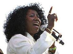 Celebrity Crush - SOS Band's  Mary Davis