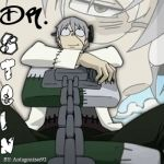 Stein, from Soul Eater