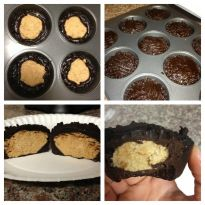 Low Carb Nutty Cups - The Low Carb Diet