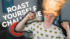ROAST YOURSELF CHALLENGE! | LukeIsNotSexy DISS TRACK