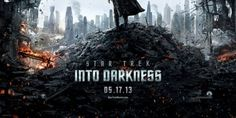 New 'Star Trek Into Darkness' Poster .. Wait, Haven't We Seen This Before?