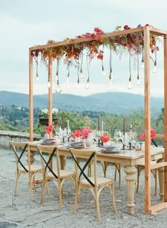 Tuscan Wedding, Greek Wedding, Autumn Wedding, Boquette Flowers, Autumn Lights, Wedding Decorations, Table Decorations, A Day To Remember, Wedding Events