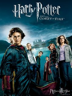 Harry starts his fourth year at Hogwarts, competes in the treacherous Triwizard Tournament and faces the evil Lord Voldemort. Ron and Hermione help Harry manage the pressure – but Voldemort lurks, awaiting his chance… Daniel Radcliffe, Michael Gambon, Ralph Fiennes, Lord Voldemort, Hogwarts, Vampire Academy, Ron And Hermione, Hermione Granger, Ginny Weasley