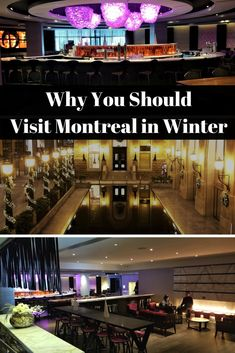 Tips for Visiting Montreal in the Winter