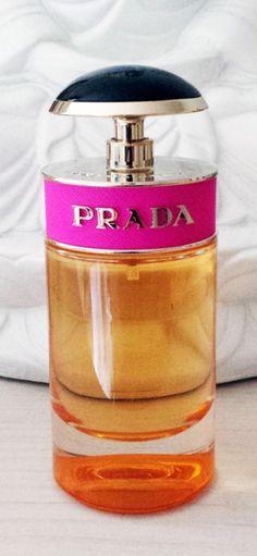 Candy en sensuell kvinnlig doft från modehuset Prada