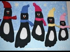 Winter Art And Craft Ideas And Projects That You Can Choose From And Do With Kids From Ages 2 to 12.   Snowy Owl, Snow Flakes, Snow Fall, Knitted Scarf, Paint Stick Snowmen, Eskimo, Footprint Penguins, Snow At Night, Igloo, Snowman, Snowman Paper Plate Craft, Popsicle Stick Snow Flake, Polar Bear Puffy, Snowman Night Light, Cereal Snow Flakes.