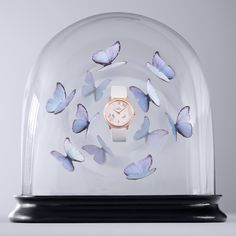 Imagine Omega Watch Campaign - by  la photographe Juliette Bates