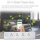 WiFi Smart Extension Socket USB Power Strip For Amazon Alexa Echo Google Home LN Be Inspired! #smarthome #googlehome #amazonecho