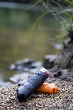 exotac firesleeve-sweet finaly a mini bic lighter cover that allows you to cap it without pressing the gas button and allows use of dummy cord.