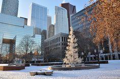 Toronto Winter Cityscape