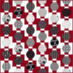 Machine Quilting with Style: Candy Pop Re-imagined – Christa Quilts