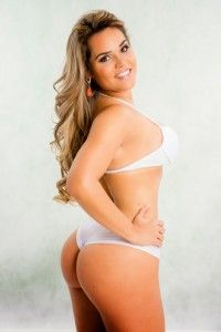 Gata do Brasil 2014 — Monica Fontini — Rondonia