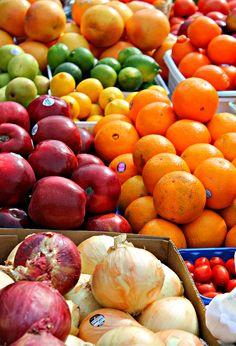 Saturday produce - SFG