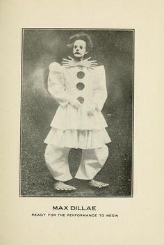 Reveries of a Circus Clown (1914)