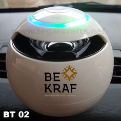 An unique bluetooth speakers CM BT02 Gadgets bluetooth speaker futuristic spherical design reminiscent of the robot BB-8 in the movie Starwars. Exempt hands and your ears because these speakers can connect bluetooth, cell phone. Receive calls or listening to music on mobile phones while driving is not a problem anymore. Suitable to be placed on the car dashboard or on your desk. Ideal used as souvenir creative industry and youth events. As shown picture above bluetooth speaker ordered by…