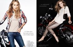 leather neiman marcus3 800x514 Dorothea Barth Jorgensen Wears Leather for Neiman Marcus Trendbook by Wendy Hope