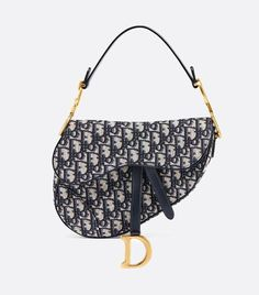 eef73f34cf3 The 11 Essential Logo Bags of 2018 Dior Saddle Bag