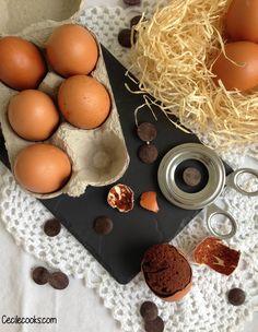 Oeufs de Pâques surprise - Cecilecooks