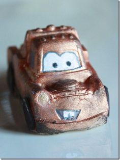 marzipan cars edible