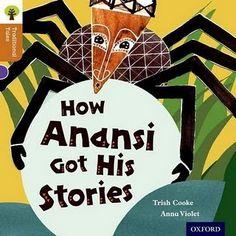 image relating to Printable Anansi Stories called Anansi Studies