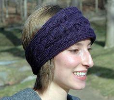 Cozy Cable Headband