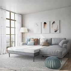 My Living Room, Home And Living, Living Room Decor, Bedroom Decor, Living Area, Studio Living, Home Design, Home Interior Design, Interior Designing