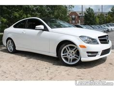 Gallery For > 2014 Mercedes C250 Coupe White