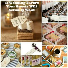 41 Wedding Favors Your Guests Will Actually Want #wedding #weddingfavors #favors #rusticwedding #smoresweddingfavor
