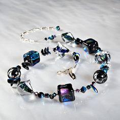 Supernova 18 Necklace SILVER – Marco Polo Designs Online Store