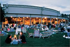 Koussevitzky Music Shed/Tanglewood Music Center