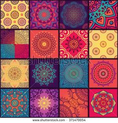 Find Seamless Pattern Vintage Decorative Elements Hand stock images in HD and millions of other royalty-free stock photos, illustrations and vectors in the Shutterstock collection. Mandala Art, Mandala Design, Mosaic Patterns, Pattern Art, Decoupage, Mosaic Diy, Oriental Pattern, Stencil Painting, Abstract Images