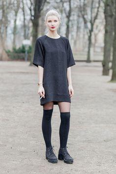Street-Style Fashion Week Berlin Januar 2015