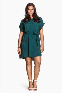 H&M+ Robe chemise   H&M