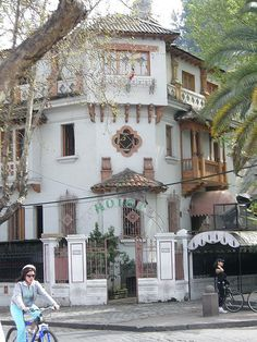 Santiago de Chile - Bellavista by lunicko, via Flickr