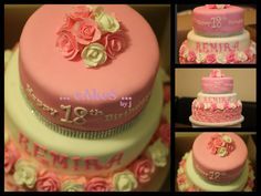 my first 3 tier cake!